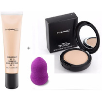 Kit Maquillaje Studio Sculp + Fix Powder Mac **regalo**