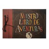 Album Para Fotos - Nuestro Libro De Aventuras - 50 Hojas