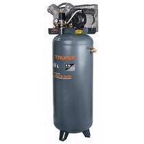 Compresor De Aire, Lubricado De Banda, 240 Litros, Vertical