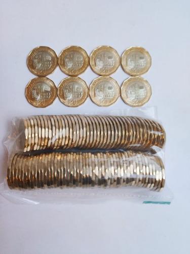 Moneda De 20 Pesos 500 Años De Veracruz