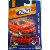 Adventure Wheels - Dodge Ram Quad Cab - Camioneta - Pick Up