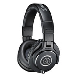 Audífonos Audio-technica Ath-m40x Negro