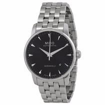 Reloj Mido Baroncelli Automático Acero Negro M86004181