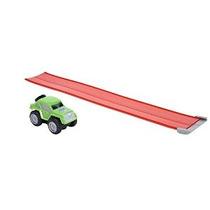 Max Tow Truck Mini Camiones Crawler Cuerpo Estilo Verde