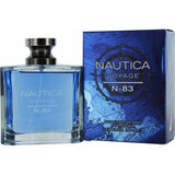 Voyage N-83 De Nautica Eau De Toilette 100 Ml