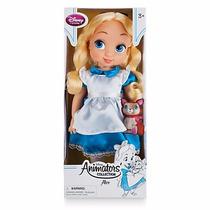 Muñeca Disney Animators Alicia En País Las Maravillas 2016