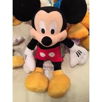Mickey Mouse De Peluche Disney Store Original De 30cm