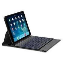 Keyfolio Exact Plus- Purtafolio Con Tecladod Para Ipad Air