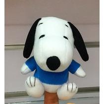 Títeres De Snoopy Para Dedo