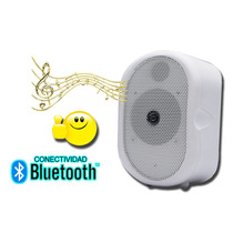 Bafle Ambiental Activo Sonido Dolby Surround Con Bluetooth Y