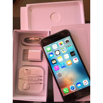 Iphone 6 16gb Gris Apple Desbloqueado Imei Caja