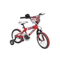 14-inch Wheels Hot Bike Rojo / Blanco / Negro De Dynacraft B