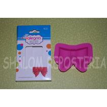 *molde Silicon Moño Pastel Cupcake Fondant Jabon Chocolate*