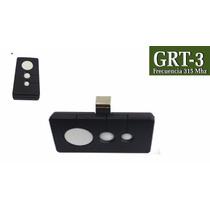 Control Remoto 315 Mhz Para Merik, Chamberline Craftman