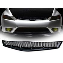 Parrilla Negra De Honda Civic Coupe 2006 - 2008 Nueva!!!