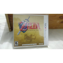 Nintendo 3ds - The Legend Of Zelda Ocarina Of Time 3d
