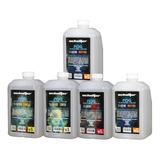 Pack 5 Litros De Liquido Para Maquina De Humo 4 Aromas
