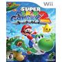 Super Mario Galaxy 2 Nintendo Wii Nuevo Y Sellado Juego