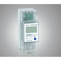 Medidor Consumo Electrico Factor Potencia 110-120v 1 Fase