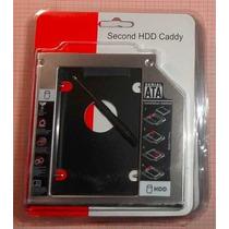 Caddy Adaptador De Laptop Para Segundo Disco Duro O Ssd 9.5