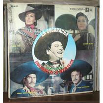 Maria Felix Lp La Cucaracha Cuco Sanchez