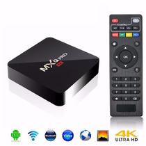 Android Tv Box Caja Mxq Pro Plus® Ezcast Google Chromecast