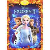 Frozen 2 Dos Disney Pelicula Dvd