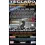 Teclado  Lenovo Z450 Z460 Z460a Z460g P/n 25010849