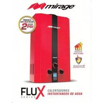 Boiler De Paso Mirage Flux 6l/min Ahorrador De Gas
