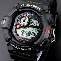 Casio G Shock G9300 Mudman Brújula / Termómetro / Solar