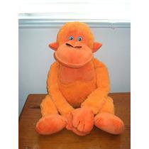 Orangután De Peluche, Mono