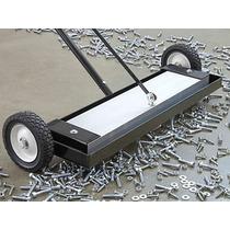 Barredora Magnetica Industrial, Sostiene Hasta 68 Kg Maximo