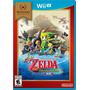 Legend Of Zelda Wind Waker, Wii U