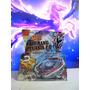 Custom Beyblade Big Bang Pegasus / Pegasis 4d System Hong Li