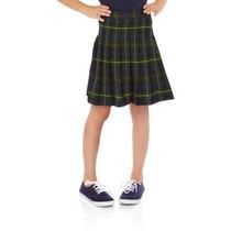 Uniformes Escolares Parroquial Falda De Tela Escocesa George