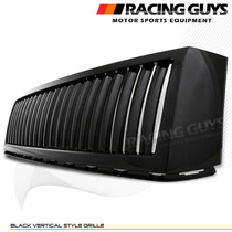 Parrilla Negra Deluxe Vertical Ford Expedition 07 - 12 Abs