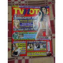Revista Tv Notas Portada Alex Ibarra Poster Mariangela