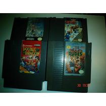 Nintendo Paquete Peleas Callejeras (double Dragon,renegade)