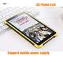 Tablet 7´ Celular 2 Lineas. Power Bank Integrado 8000 Mah