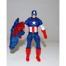 Marvel Avengers, Capitán América, Artillería Pesada 02