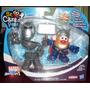 Sr Cara De Papa Avengers Iron Man Y Thor Playskool Hasbro