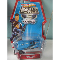 Hot Wheels Carros Serie Battle Force 5 Fused Mattel Sp0