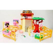 Bebé Barbie & Gloria Petting Zoo Set De Juegos