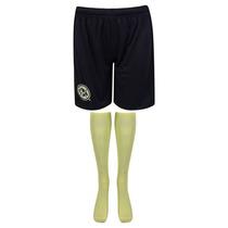 Kit América Short+calceta Nidos Infantil