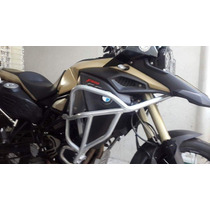Defensa Tipo Rally Para Bmw F800 Gs Adventure