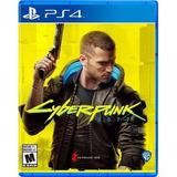 ..:: Cyberpunk 2077 ::.. Ps4 Playstation 4 En Game Wow