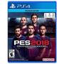 Ps4 Proevolution Soccer 18 Nuevo Sellado