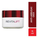 Crema Hidratante Antiarrugas Ojos Revitalift Loreal 15ml