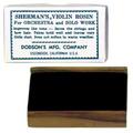 Sherman Violin Rosin: Dark