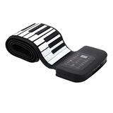 Piano Electrónico Pa88 Plegable Y Portátil De 88 Teclas